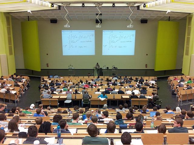 vzdělávání na univerzitě