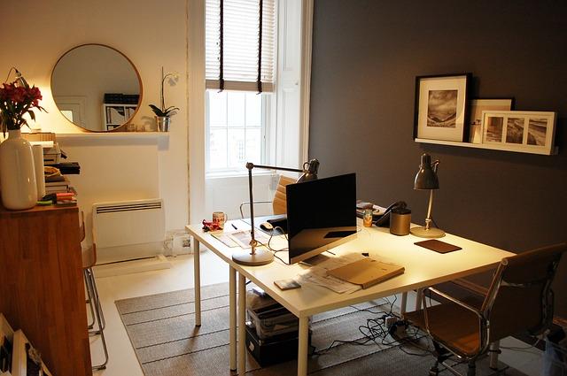 Sídlo podnikatele v bytě